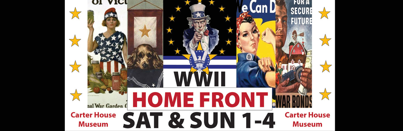 World War II and the Home Front Exhibit